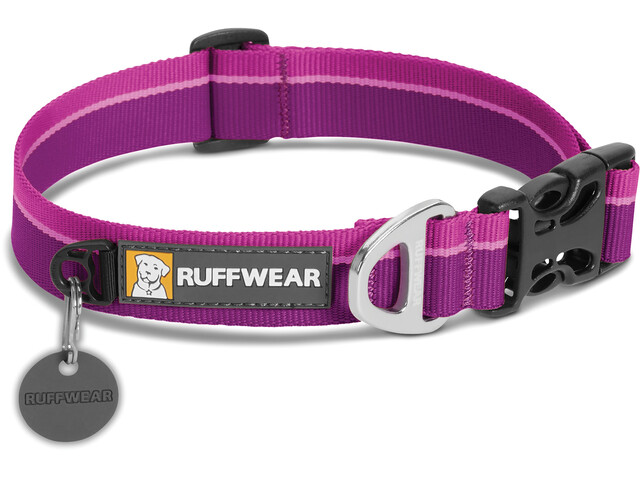 Ruffwear Hoopie Collare per animali, purple dusk